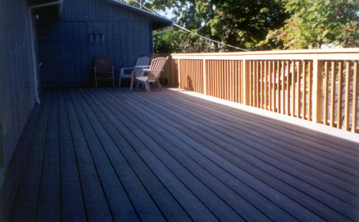 Wooden decking alternatives to wooden decking for What is the best wood for decking